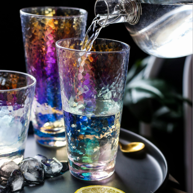 Onsen Multi Color Glassware