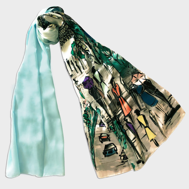 Paris Scarf - ShopAuthentique