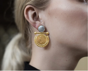 La Reine Earrings - ShopAuthentique