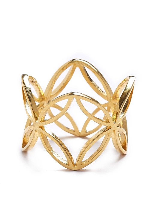 Flora Rings |Flora Collection - ShopAuthentique