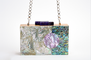 Shapes Sea Clutch - ShopAuthentique