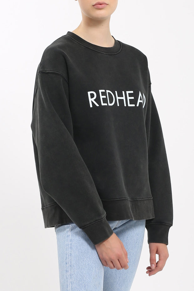 "The ""REDHEAD Step Sister Crew Neck Sweatshirt 