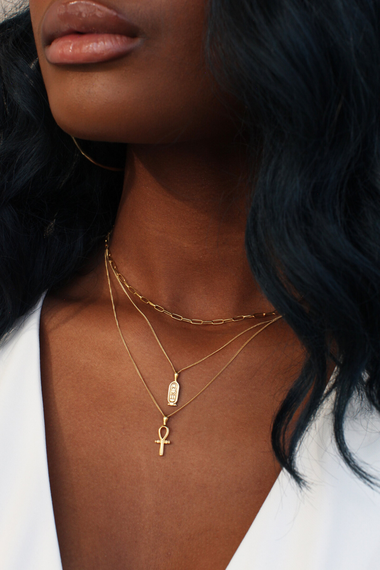 The Ankh Neckalce - ShopAuthentique