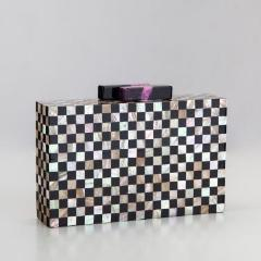 The Chess Clutch - ShopAuthentique