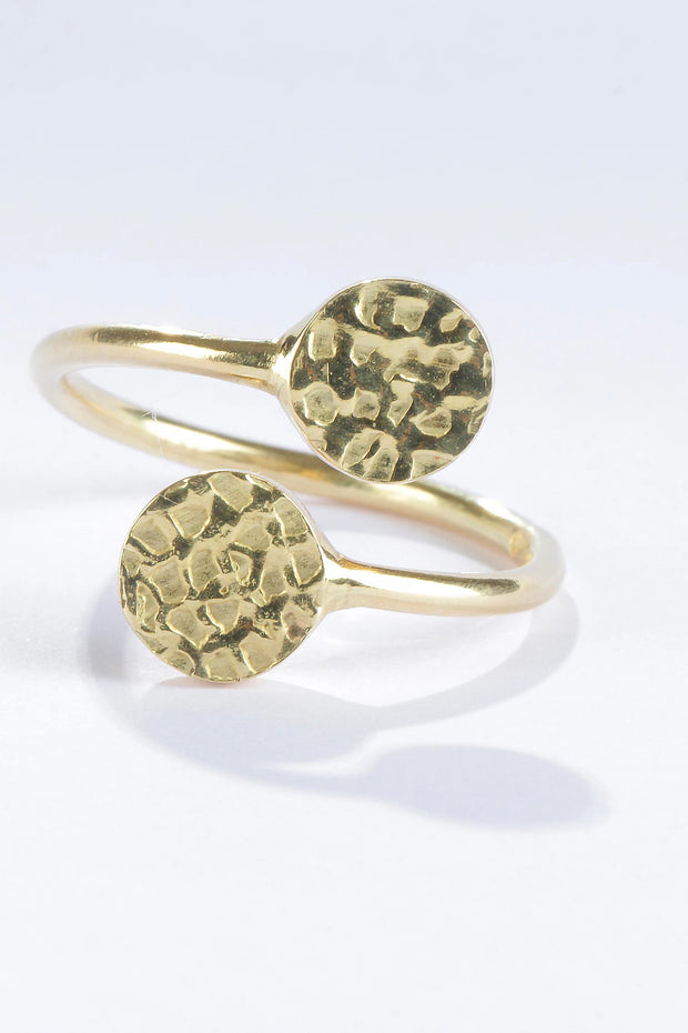 Desert Mosaic Ring - ShopAuthentique