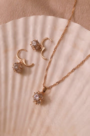 Gold Plated Timeless Elegance Set - ShopAuthentique