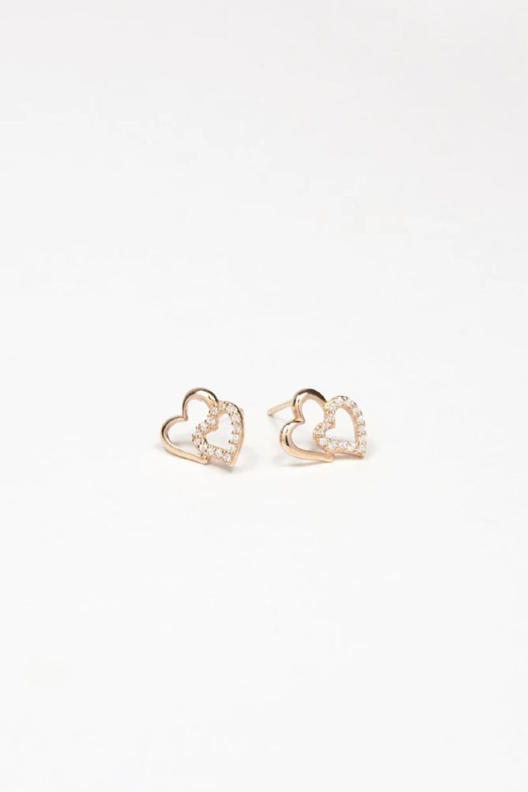 Double Love Earrings - ShopAuthentique