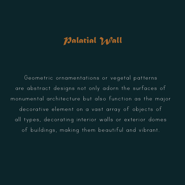 The Palatial Wall - ShopAuthentique