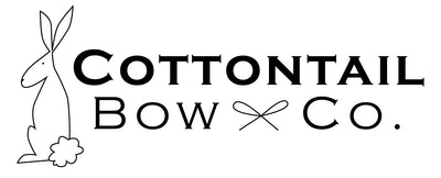 Cottontail Bow & Co. | handcrafted bows and bow ties for your little bunnies