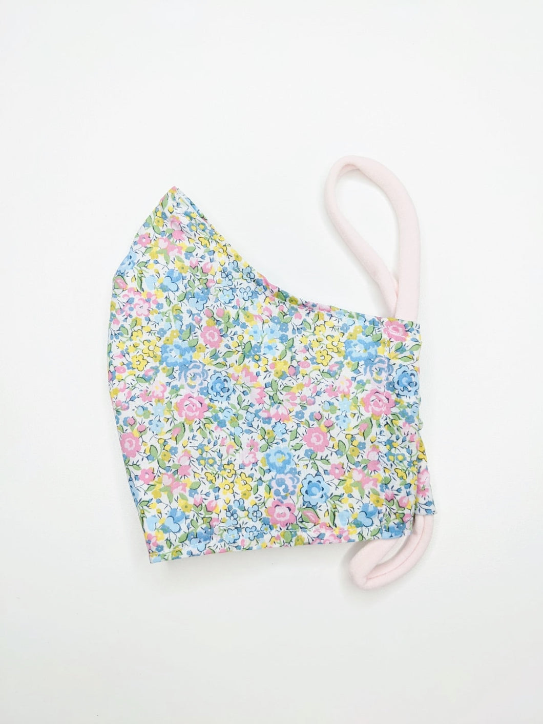Lightweight Cotton Mask | Spring Floral | Womens