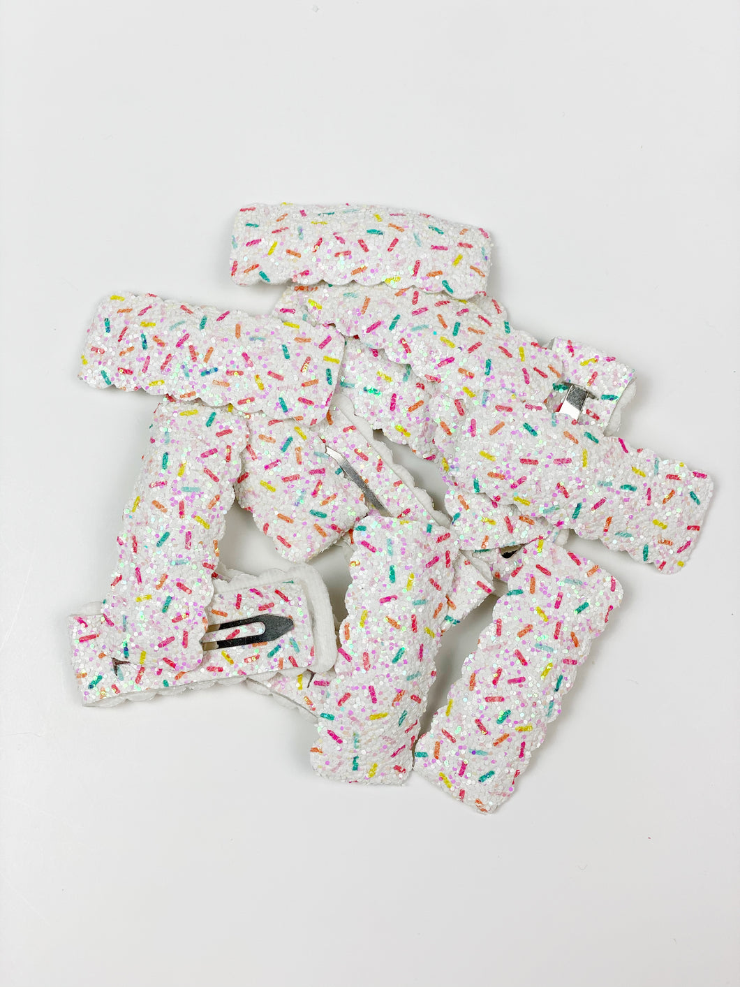 Single Sparkle Clip | Birthday Sprinkle Clip