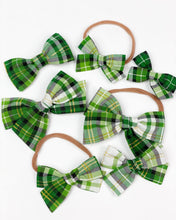 Load image into Gallery viewer, Maeve | Green Plaid | Standard | Right Clip