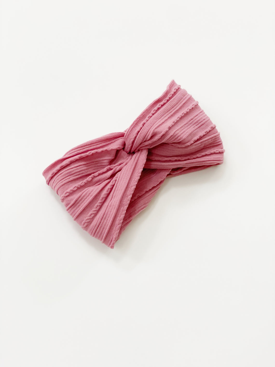 Twist Wrap | Dusty Pink | Small