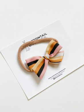 Maeve | Spellbound Stripe | Mini | Headband