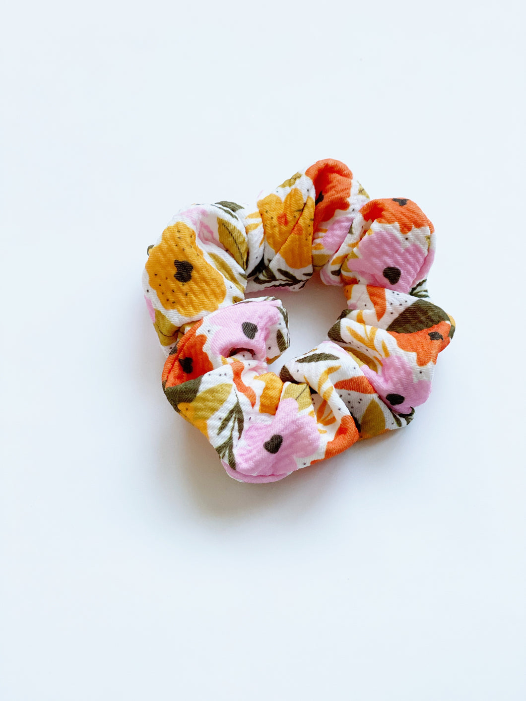 Chunky Scrunchie | Vintage Floral