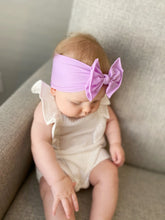 Load image into Gallery viewer, Bow Wrap Bundle (White, Hot Pink & Purple)