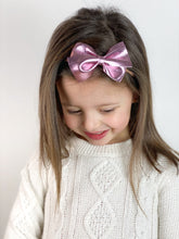 Load image into Gallery viewer, Loop Bow | Passion Pink | Headband