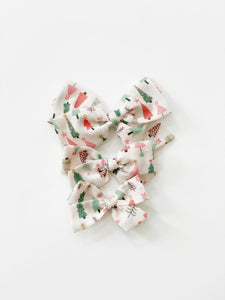 Maeve | O Christmas Tree | Mini | Headband