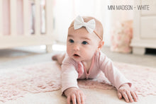 Load image into Gallery viewer, Madison | White | Standard | Headband