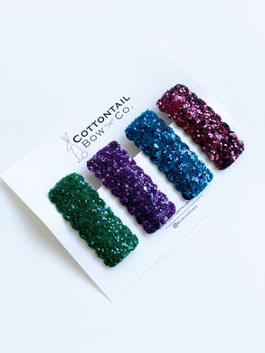 Jewel Tone Sparkle Set