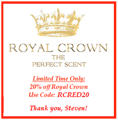 Royal Crown Sale ~ Steven at Redolessence