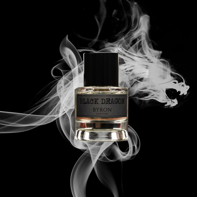 Black Dragon by Byron Parfums ~ Extrait De Parfums