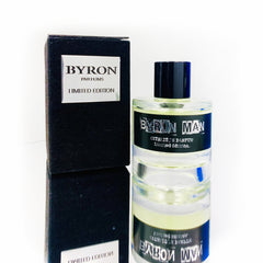 Byron Man Limited Edition by Byron Parfums ~ Extrait De Parfums