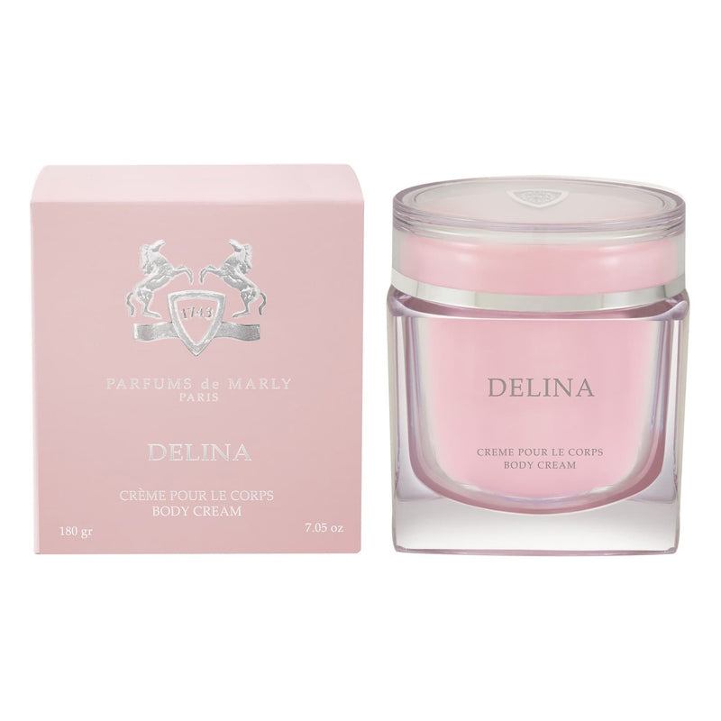 Delina Perfumed Body Cream by Parfums de Marly ~ 200 grams