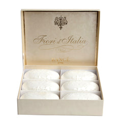 Rance 1795 Fiori d'Italia Soap Box (6 x 5.8 oz) ~ 6 Soaps In Beautiful Box