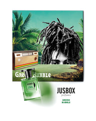Green Bubble by Jusbox Perfumes EDP Eau De Parfum