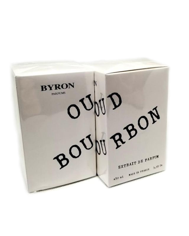 Oud Bourbon By Byron Parfums ~ Extrait De Parfums