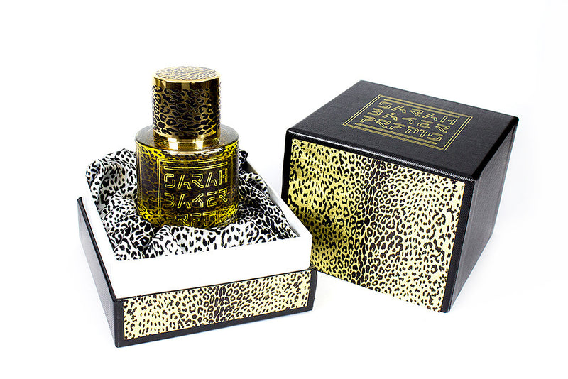 Leopard by Sarah Baker Perfumes ~ Motif Collection