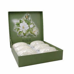 Rance 1795 Magnolia Royale Soap Box (6 x 100 g) ~ 6 Soaps in Beautiful Box