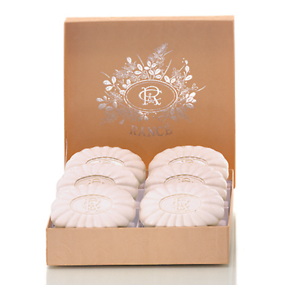 Rance 1795 Narcissus Soap Box (6 x 100 g) ~ 6 Soaps In Beautiful Box
