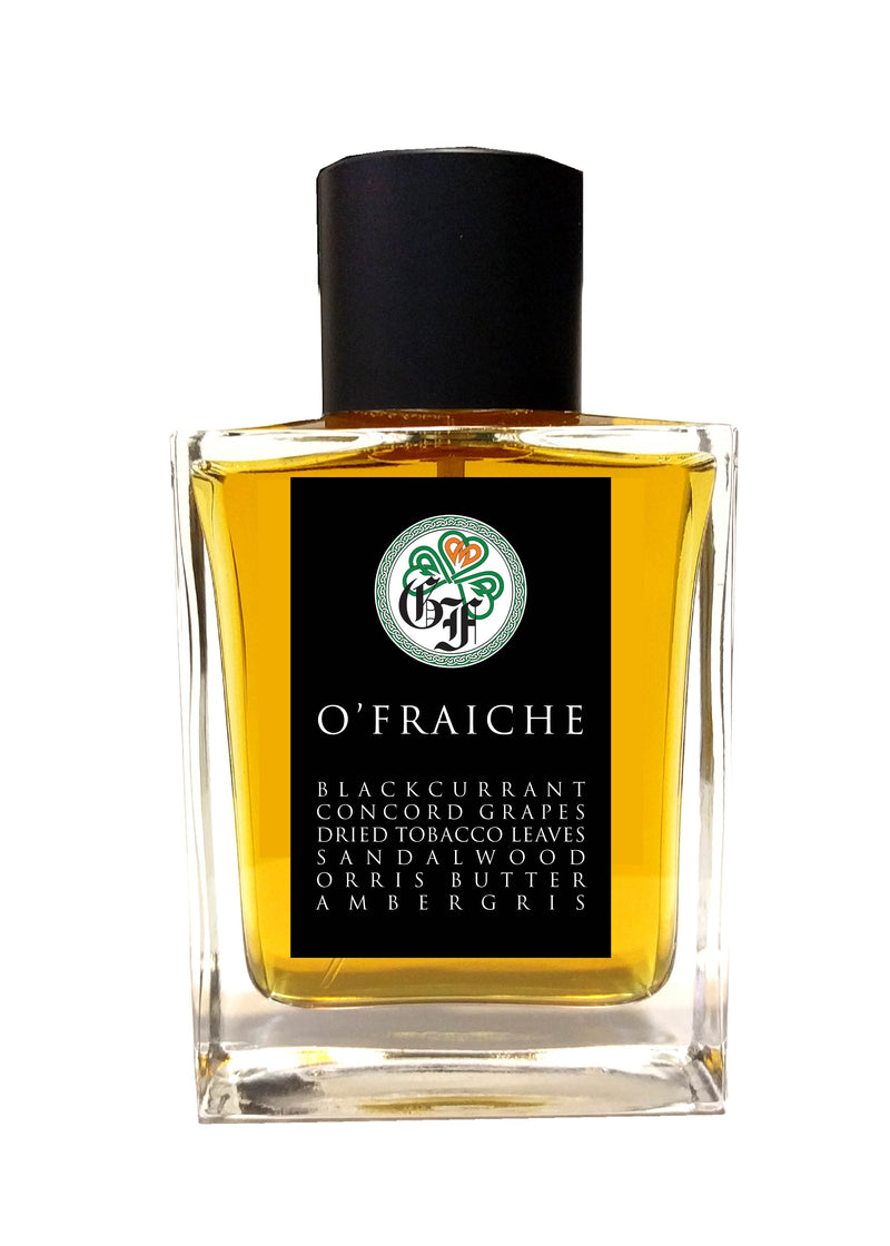 O'Fraiche by Gallagher Fragrances EDP Eau de Parfum Spray