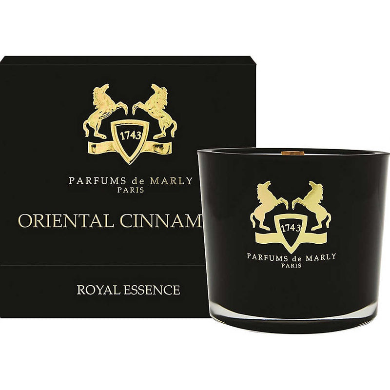 Oriental Cinnamon Candle by Parfums de Marly ~ 10.5 oz (300 g)