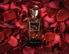 Rose d'Encens by Lorga Parfums Extrait de Parfum