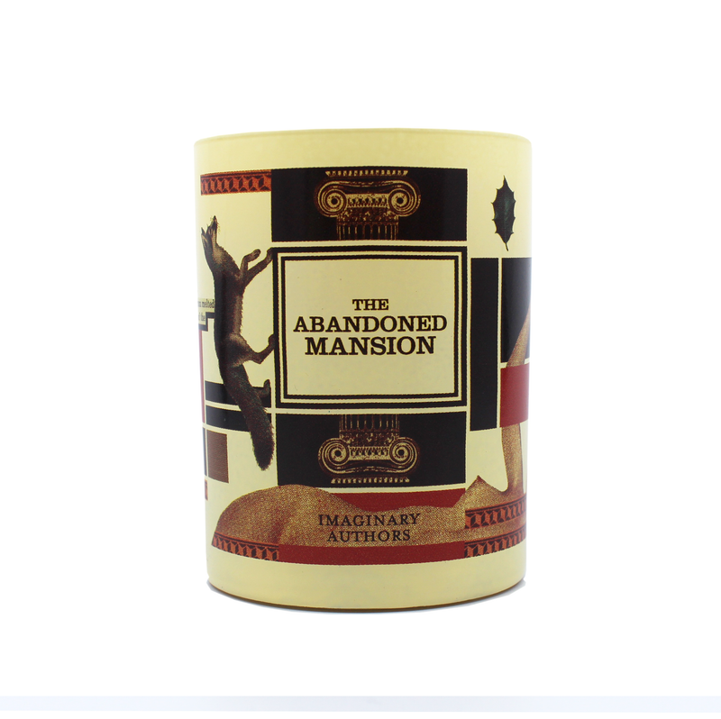 The Abandoned Mansion by Imaginary Authors ~ Perfumed Scented Candle