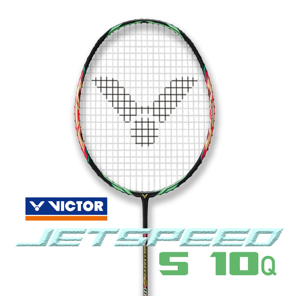 Victor Jetspeed 10Q new colour Badminton Racquet Frame