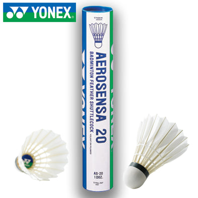 YONEX Aerosena 20 Shuttlecocks(Free Shipping Excluded) - Pro Racquet