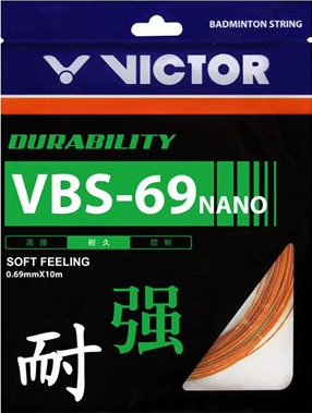 Set Of Victor VBS-69N - Pro Racquet
