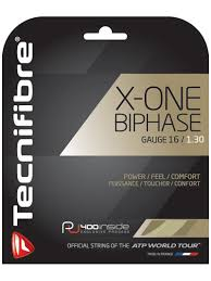 Tecnifibre X - one Biphase Tennis Stringing Service