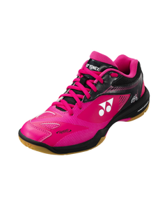 YONEX SHOES SHB65X2 LADIES PINK/BLACK - Pro Racquet