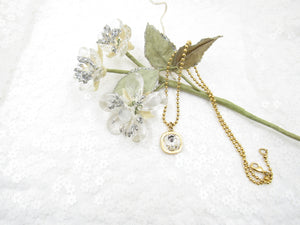 Crystal Inspiration Necklace