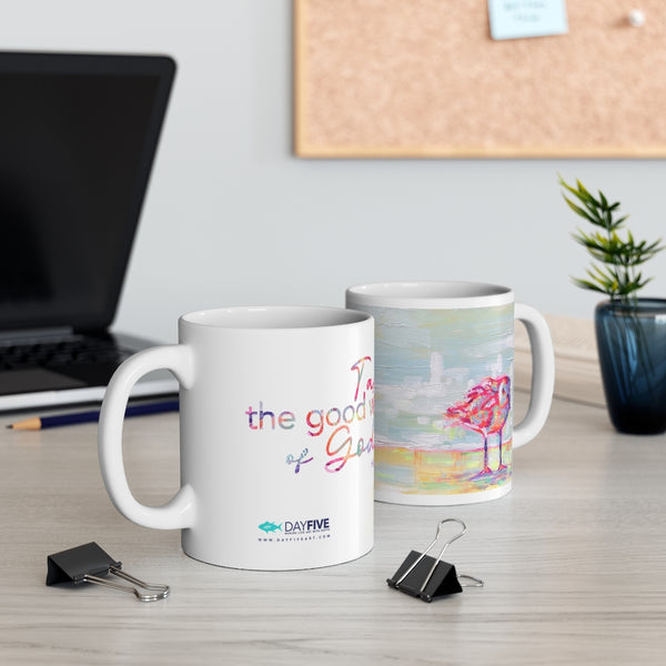 Taste The Good Word Mug