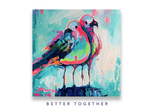 Better Together Notecard