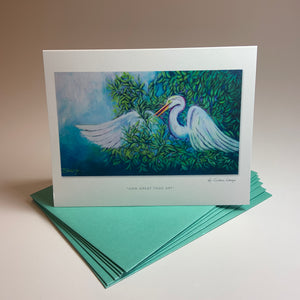 "Notecard/Greeting Card ""How Great Thou Art"""