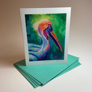 "Notecard/Greeting Card ""Imperial"""