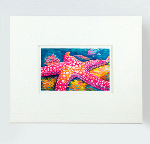 Perfectly Graceful - Matted Print