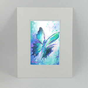 Ovarian Cancer Print